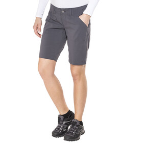Marmot Lobo's Shorts Women Dark Charcoal
